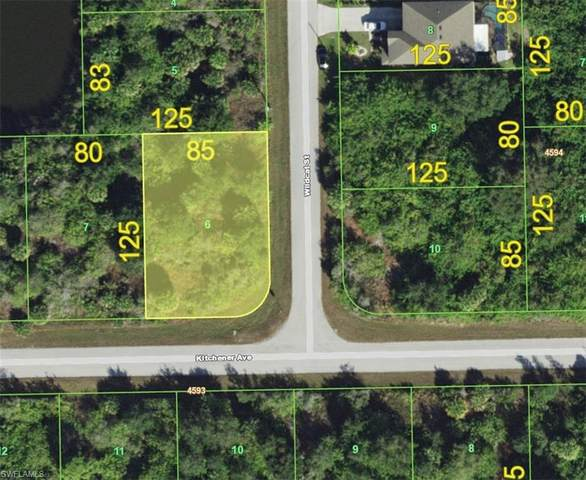 10299 Wildcat St, PORT CHARLOTTE, FL 33981 (MLS #220039559) :: Palm Paradise Real Estate
