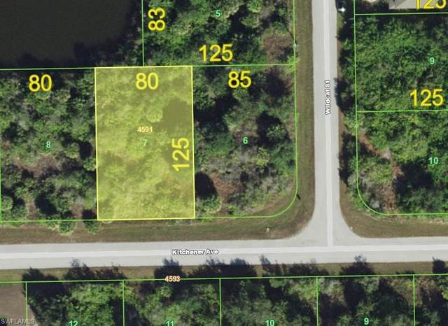 13256 Kitchener Ave, PORT CHARLOTTE, FL 33981 (MLS #220039585) :: Clausen Properties, Inc.