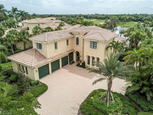9830 Bay Meadow, ESTERO, FL 34135 (#220039658) :: The Dellatorè Real Estate Group