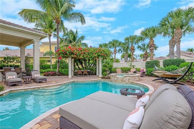 18172 Via Caprini Dr, MIROMAR LAKES, FL 33913 (#220040330) :: The Dellatorè Real Estate Group