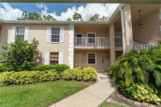 1706 Kings Lake Blvd 6-205, NAPLES, FL 34112 (#220040775) :: Jason Schiering, PA