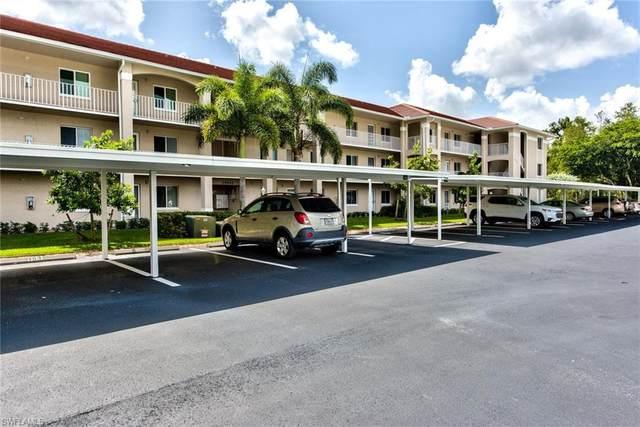 6945 Dennis Cir I-306, NAPLES, FL 34104 (MLS #220041024) :: Kris Asquith's Diamond Coastal Group