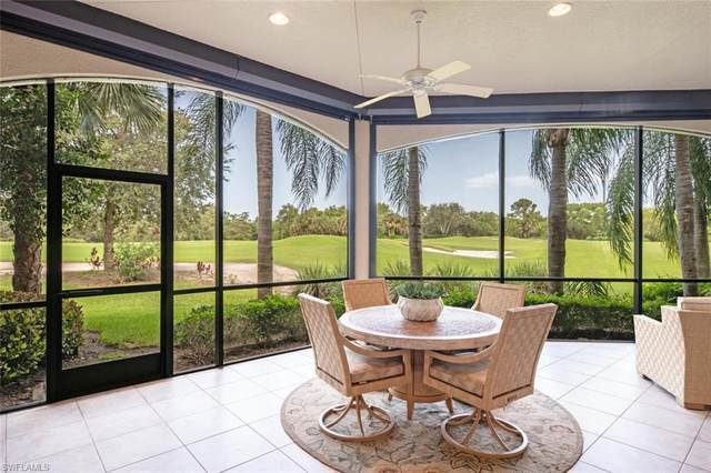 17015 Porta Vecchio Way #101, NAPLES, FL 34110 (#220041070) :: The Dellatorè Real Estate Group
