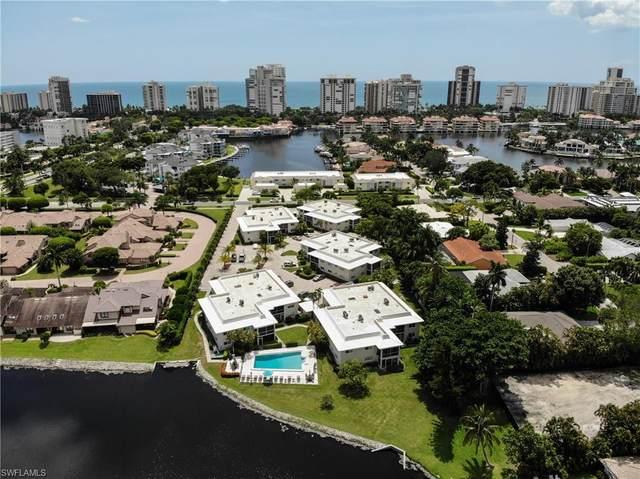 4160 Crayton Rd A1, NAPLES, FL 34103 (MLS #220041442) :: The Naples Beach And Homes Team/MVP Realty