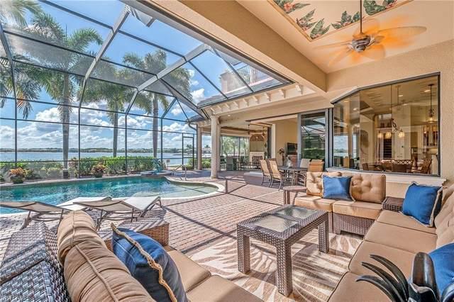 18041 Via Bellamare Ln, MIROMAR LAKES, FL 33913 (#220041464) :: The Dellatorè Real Estate Group
