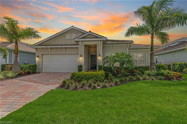 14744 Windward Ln, NAPLES, FL 34114 (#220042001) :: Jason Schiering, PA