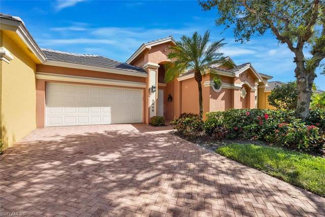 3449 Marbella Ct, BONITA SPRINGS, FL 34134 (MLS #220042035) :: Palm Paradise Real Estate