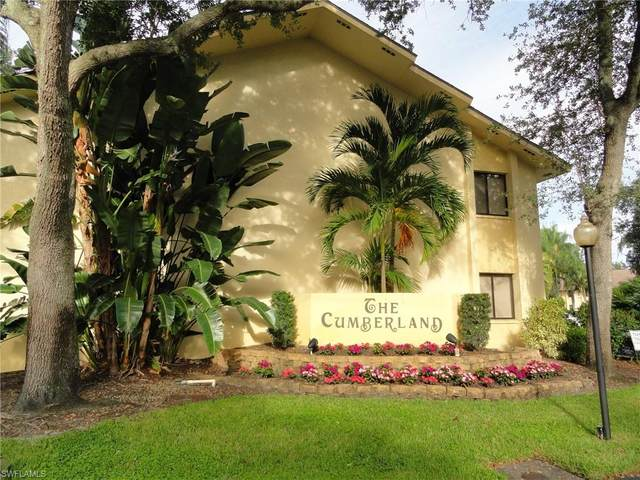 7116 Lakeridge Ct #205, FORT MYERS, FL 33907 (MLS #220042678) :: Palm Paradise Real Estate