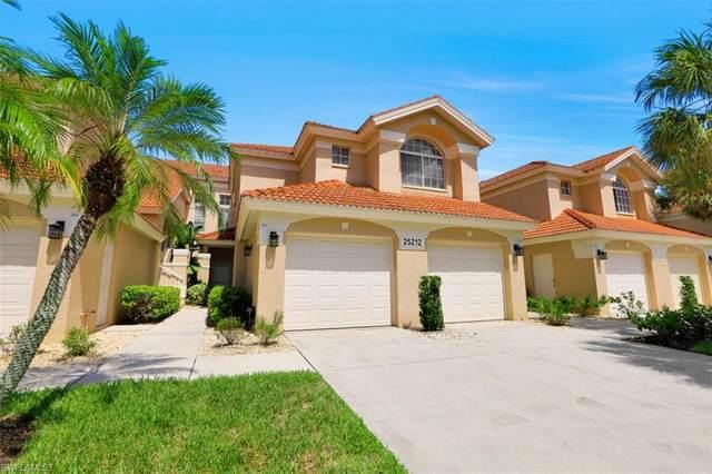 25212 Pelican Creek Cir #102, BONITA SPRINGS, FL 34134 (#220042688) :: The Dellatorè Real Estate Group