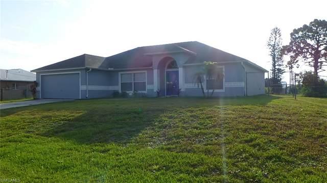 1709 SW 6th Pl, CAPE CORAL, FL 33991 (#220042831) :: The Dellatorè Real Estate Group