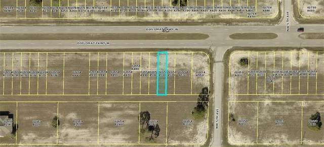 534 Diplomat Pky W, CAPE CORAL, FL 33993 (MLS #220042963) :: RE/MAX Realty Group