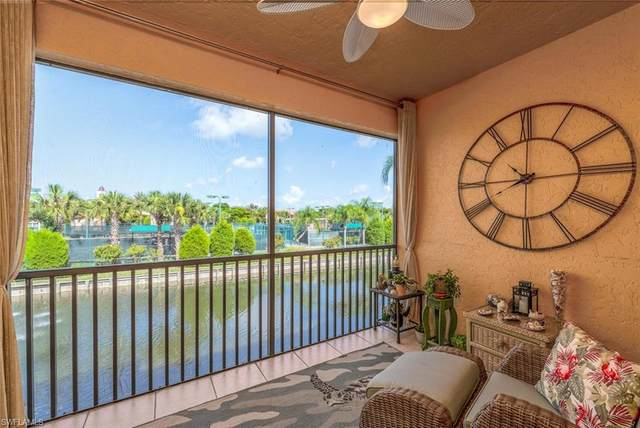 22300 Piazza Doria Ln #205, ESTERO, FL 33928 (MLS #220042975) :: The Naples Beach And Homes Team/MVP Realty