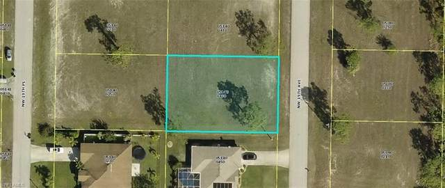 2536 NW 19th Ave, CAPE CORAL, FL 33993 (MLS #220043359) :: RE/MAX Realty Group