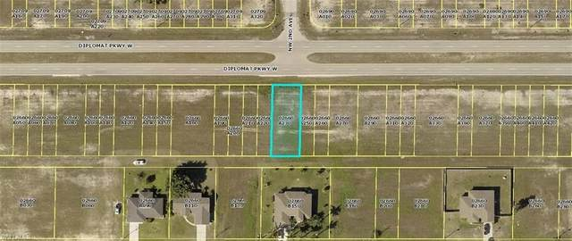 146 Diplomat Pky W, CAPE CORAL, FL 33993 (MLS #220043362) :: RE/MAX Realty Group