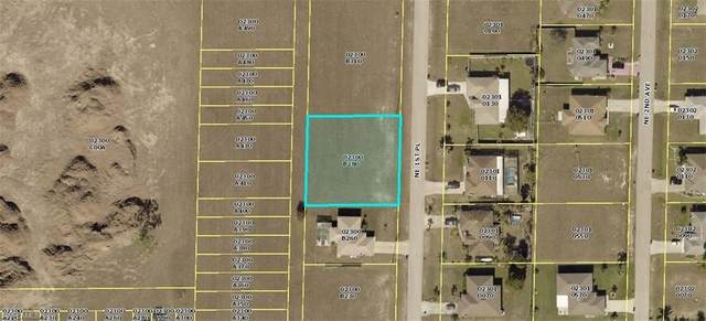 2742 NE 1st Pl, CAPE CORAL, FL 33909 (MLS #220043522) :: RE/MAX Realty Group