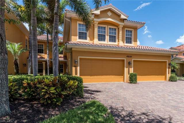 10500 Marino Pointe Dr #702, MIROMAR LAKES, FL 33913 (MLS #220044269) :: RE/MAX Realty Group