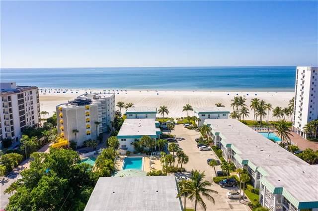 6500 Estero Blvd A301, FORT MYERS BEACH, FL 33931 (MLS #220044489) :: Eric Grainger | Engel & Volkers
