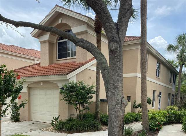 25208 Pelican Creek Cir #103, BONITA SPRINGS, FL 34134 (#220046884) :: The Dellatorè Real Estate Group