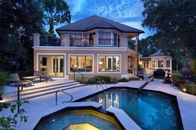 3761 Bay Creek Dr, BONITA SPRINGS, FL 34134 (#220047077) :: Vincent Napoleon Luxury Real Estate