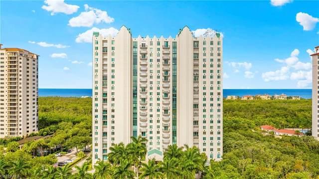 7515 Pelican Bay Blvd 20B, NAPLES, FL 34108 (#220047130) :: Vincent Napoleon Luxury Real Estate