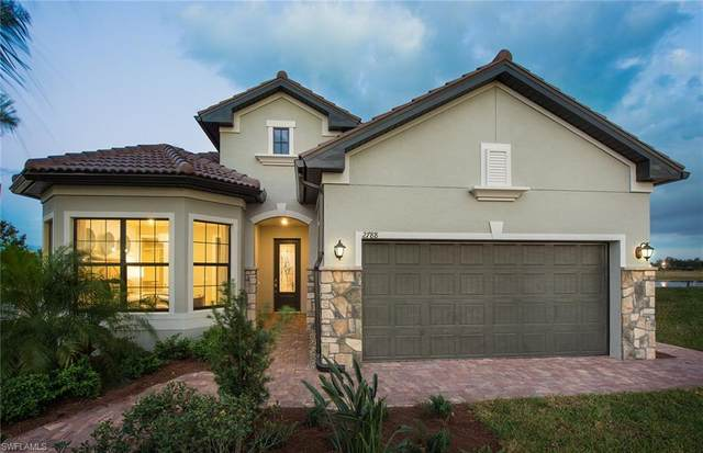 2750 Aviamar Cir, NAPLES, FL 34114 (MLS #220047782) :: RE/MAX Realty Group
