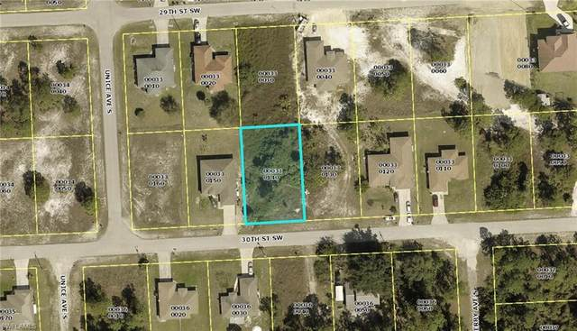3510 30th St SW, LEHIGH ACRES, FL 33976 (MLS #220047914) :: RE/MAX Realty Group