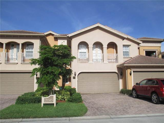 21585 Baccarat Ln #103, ESTERO, FL 33928 (MLS #220048412) :: RE/MAX Realty Group