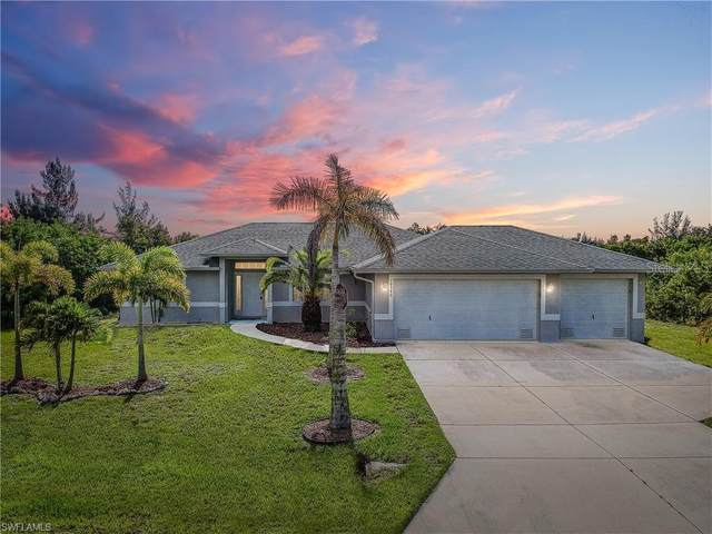 10340 Atenia St, PORT CHARLOTTE, FL 33981 (#220048483) :: The Dellatorè Real Estate Group