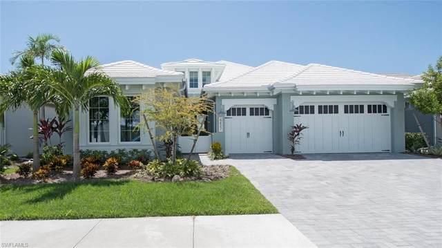 6021 Lucaya Way, NAPLES, FL 34113 (#220049459) :: Vincent Napoleon Luxury Real Estate