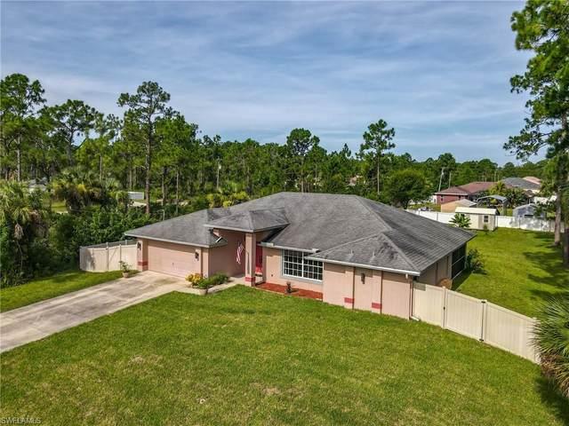 903 Willard Ave, LEHIGH ACRES, FL 33972 (MLS #220049492) :: Eric Grainger | NextHome Advisors