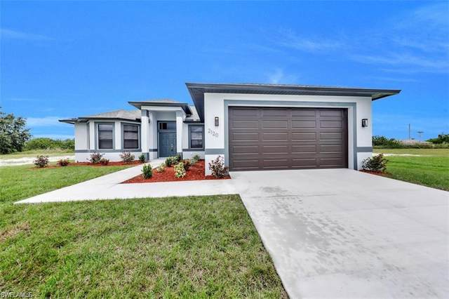 1319 SW 32nd Ter, CAPE CORAL, FL 33914 (#220051782) :: Jason Schiering, PA