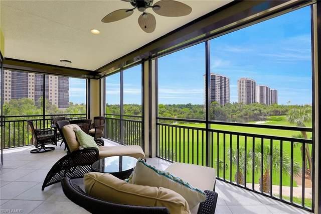 4741 Via Del Corso Ln #201, BONITA SPRINGS, FL 34134 (#220051911) :: Caine Premier Properties