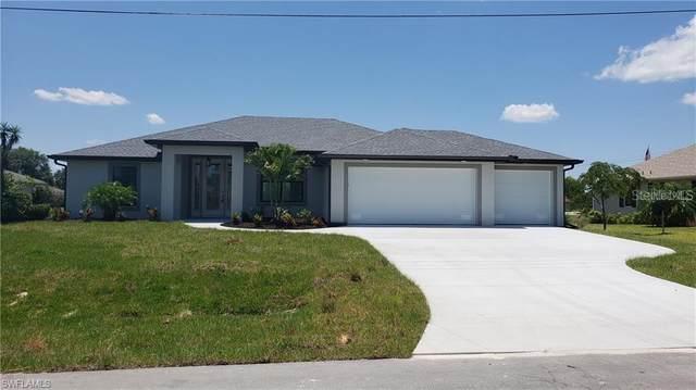 457 Gallegos St, PUNTA GORDA, FL 33983 (MLS #220054369) :: Florida Homestar Team