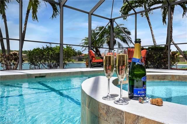 3018 Via Rialto St, FORT MYERS, FL 33905 (#220054509) :: The Dellatorè Real Estate Group