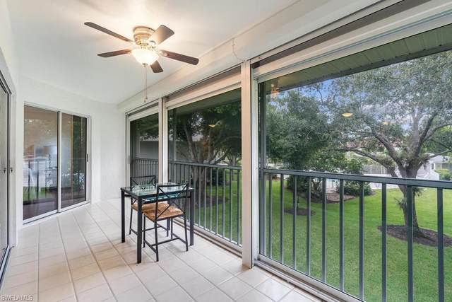 1100 Misty Pines Cir B-202, NAPLES, FL 34105 (MLS #220054914) :: Eric Grainger | Engel & Volkers