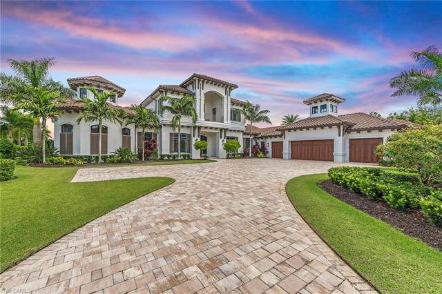 16729 Prato Way, NAPLES, FL 34110 (#220055290) :: The Dellatorè Real Estate Group