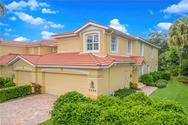 2245 Arielle Dr #2101, NAPLES, FL 34109 (MLS #220055748) :: Florida Homestar Team