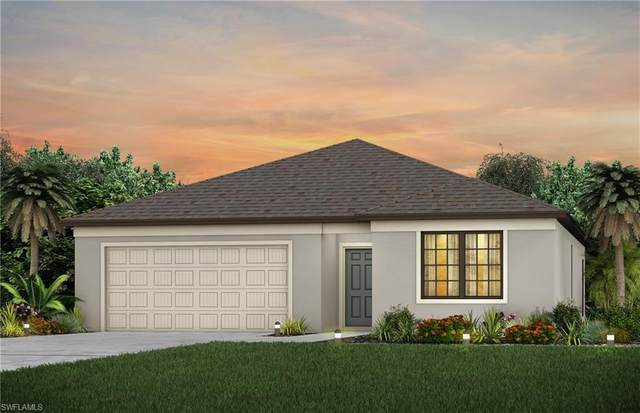 10827 Marlberry Way, NORTH FORT MYERS, FL 33917 (#220056019) :: Caine Premier Properties