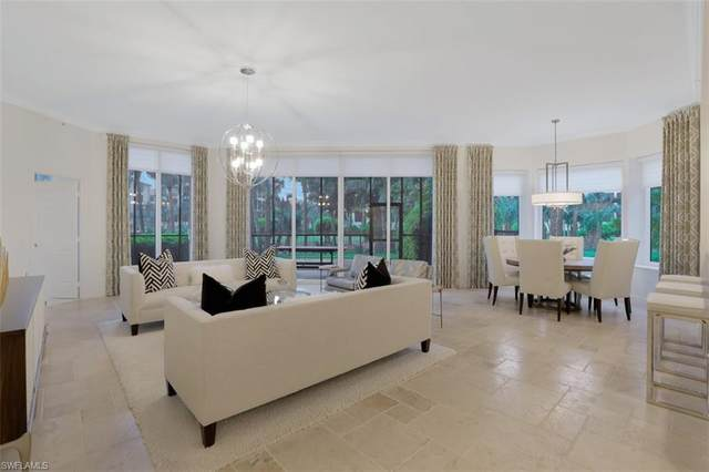 23540 Via Veneto Blvd #105, BONITA SPRINGS, FL 34134 (MLS #220056337) :: Dalton Wade Real Estate Group