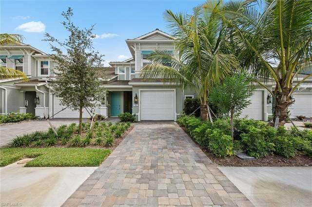2318 Sawyer Hill Rd #102, NAPLES, FL 34120 (#220056775) :: The Dellatorè Real Estate Group