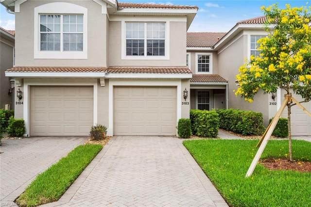 9564 Hemingway Ln #3103, FORT MYERS, FL 33913 (#220057094) :: Caine Premier Properties