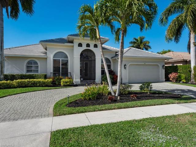 160 Clyburn St, MARCO ISLAND, FL 34145 (MLS #220057574) :: RE/MAX Realty Group
