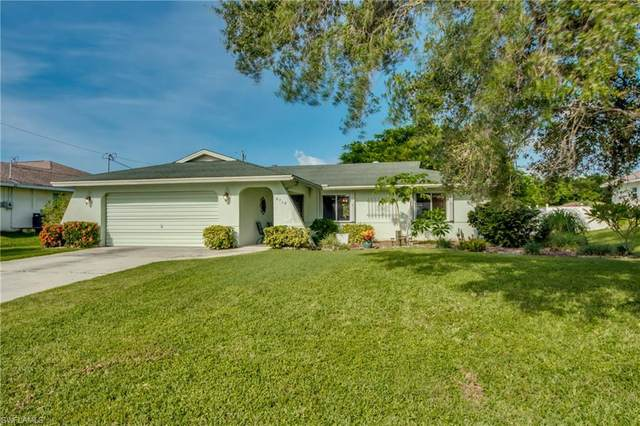 2710 SW 3rd Pl, CAPE CORAL, FL 33914 (MLS #220058500) :: Domain Realty