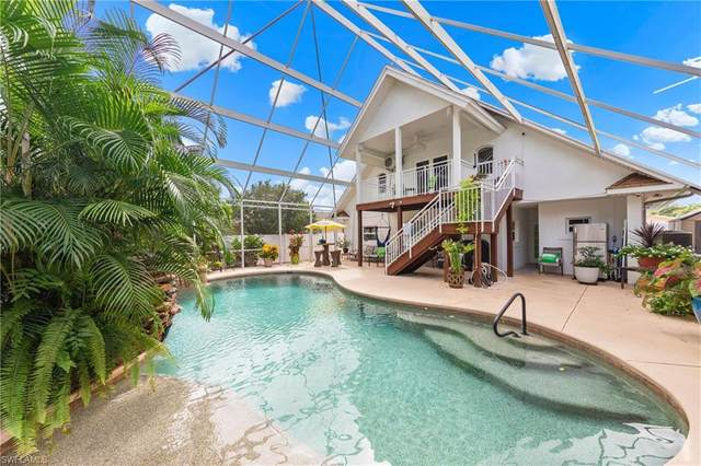 309 Donora Blvd, FORT MYERS BEACH, FL 33931 (MLS #220058789) :: #1 Real Estate Services