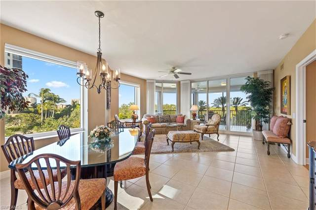 23650 Via Veneto #301, BONITA SPRINGS, FL 34134 (MLS #220059856) :: Dalton Wade Real Estate Group
