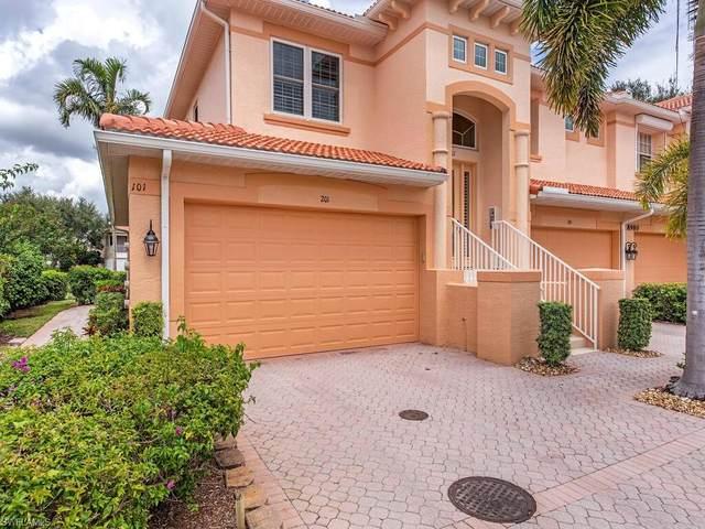 8980 Palmas Grandes Blvd #101, BONITA SPRINGS, FL 34135 (#220059923) :: The Dellatorè Real Estate Group