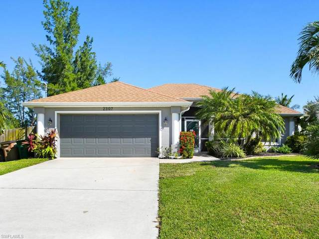 2307 SW 22nd Ter, CAPE CORAL, FL 33991 (MLS #220060417) :: #1 Real Estate Services
