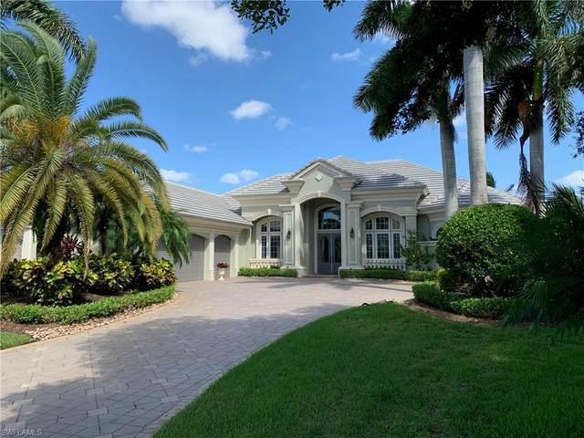 10101 Verona Lakes Ln, MIROMAR LAKES, FL 33913 (MLS #220061011) :: #1 Real Estate Services