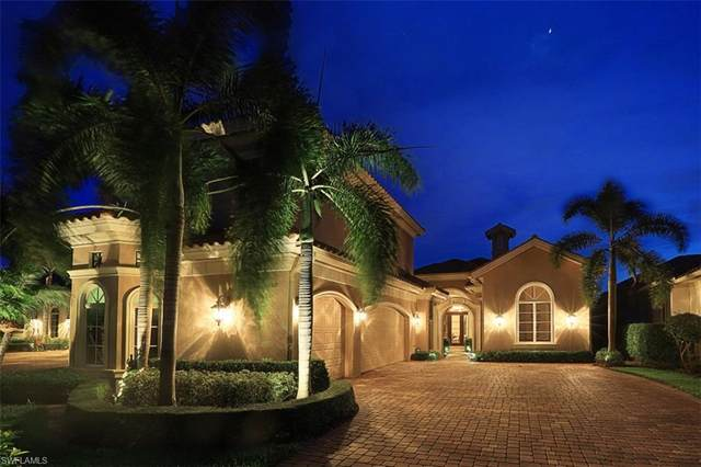 10610 Via Milano Dr, MIROMAR LAKES, FL 33913 (#220061370) :: The Dellatorè Real Estate Group