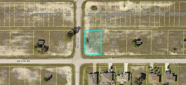 441 NW 15th Ter, CAPE CORAL, FL 33993 (MLS #220063431) :: RE/MAX Realty Group